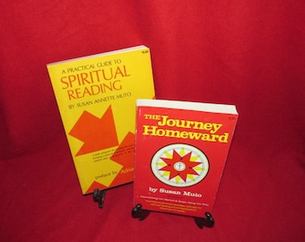Two Vintage Spiritual Reading Books by Susan A. Muto