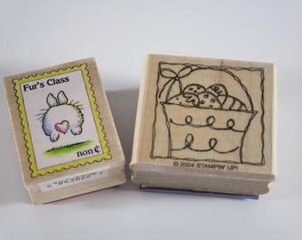 Easter Basket Stamp, small basket stamp, spring holiday stamp, Easter Scrapbooking stamp, Easter stamp, scrapbook stamp, Spring stamp