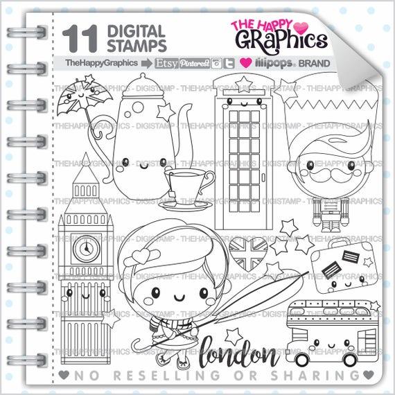 London Stamp 80OFF Commercial Use Digi Digital