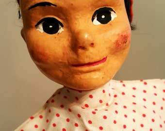 Vintage Hand Puppet
