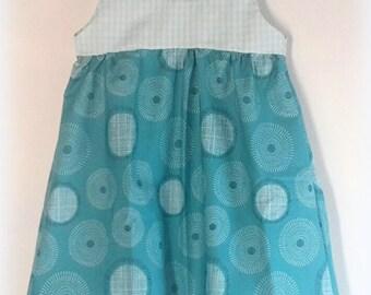 Summer Girl dress Mint Color