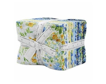Summer Breeze V~ 27 Precut Cotton Fat Quarters 18In X 21In 33300Ab Moda