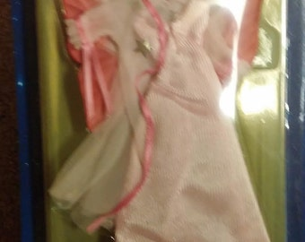 Star Fairies Pink Nightgown New in Package