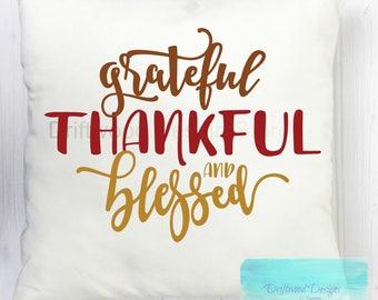 decorative throw pillow cover~ Thanksgiving Decor