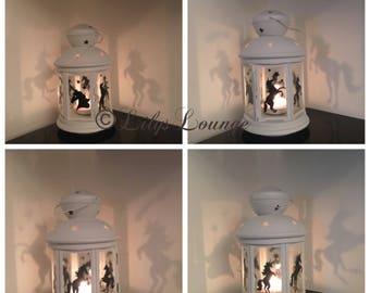Unicorn Candle Lantern