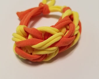 Orange and Yellow Medium bracelet