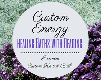 Spiritual Bath Master Crafted With Oracle Reading