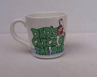 Fisherman's Mug / Cup for Fisherman / Fathers Day Mug / Dad's Mug