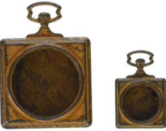 Prima Finnabair MECHANICALS POCKET WATCHES 2 Pieces / sizes #963347