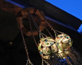 Custom Candle Holder, Custom Candle Lantern, Custom Candle Chandelier