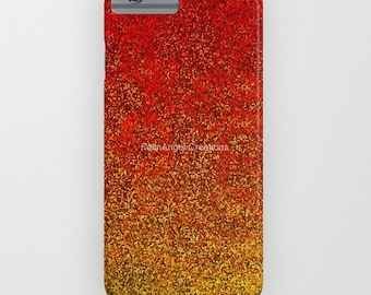 Flame Glit Gradient Phone Case 18 Styles Available! - iPhone, iPod, and Samsung Galaxy!