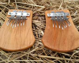 "16-Note Double Tier ""Bell"" Kalimba"