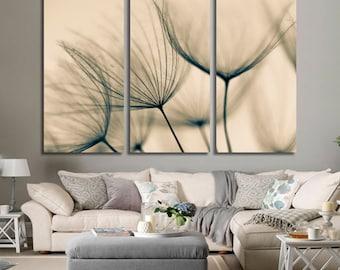 dandelion flower Wall Art 451