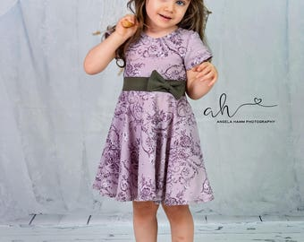 Maci, sewing pattern, PDF Sewing Patterns, girls dress patterns, girls dress pdf, baby sewing pattern, dress pattern pdf, girl dress pattern