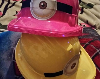 Minion party hats for kids