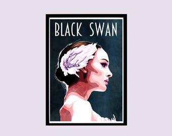 Black Swan Alternative Movie Poster
