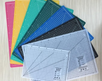 Free Shipping Colorful 2.5 mm Eco Friendly Self Healing TPE Cutting Mat
