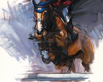 Horse Art Fine Art Print