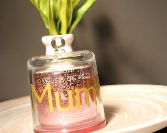 Personalised Fragrant Candle