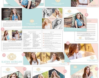 Photography Marketing Set, Photography Marketing Kit, Photography Marketing Package, Photography Branding Kit, Photography Branding Set