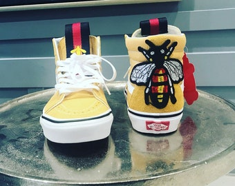 Custom gucci X Gucci sneakers shoes