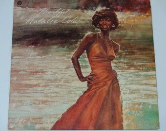 "Natalie Cole - Thankful - ""Our Love"" - ""Keeping a Light"" - ""Just Can't Stay Away - Soul - R&B - Capitol 1978 - Vintage Vinyl LP Record Album"
