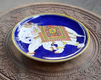 Handpainted Platter