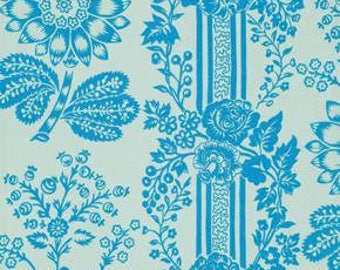 Happy Land in Candice Sky designed by Jennifer Paganelli for Free Spirit Fabrics - 2.5 Yards - Great Price