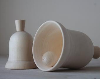 Wooden bell / Christmas bell