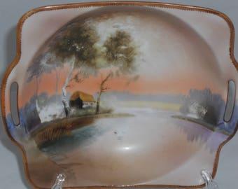 Hand painted Noritake bowl