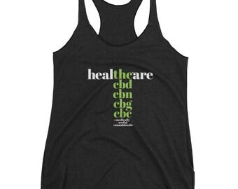 Healthcare Cannabinoids - Women's Tank Top