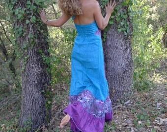 Long Gypsy dress