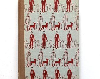 Vintage 1947 Version of Little Men Louisa May Alcott by Grosett and Dunlap Hardcover Book