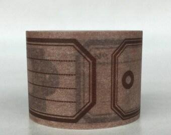 Washi tape (washi) - vintage labels