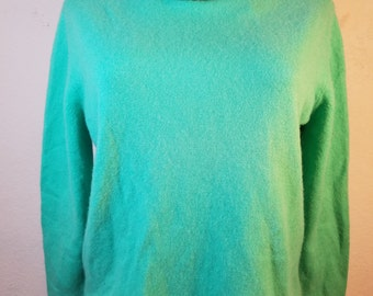 FREE  SHIPPING  1950 Cashmere Pullover Sweater