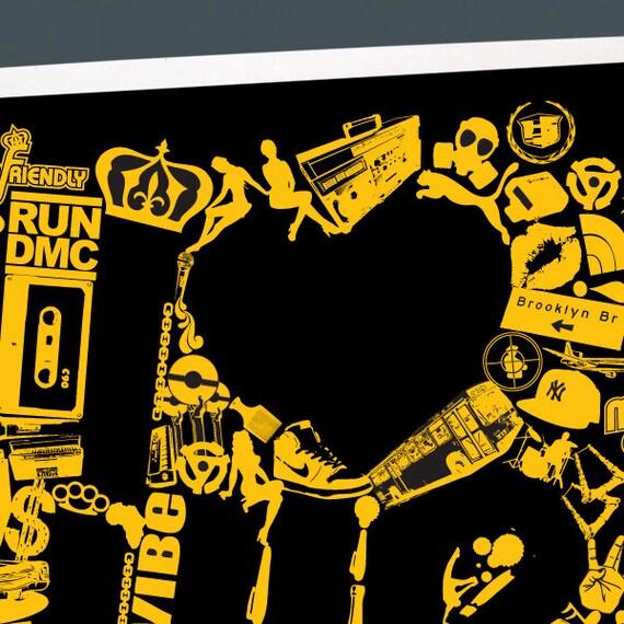 Stunning Hip Hop Wall Art Ideas - Wall Art Design - leftofcentrist.com