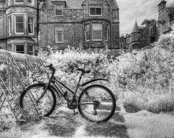 A Bike in St. Andrews