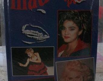 Madonna Special Book by Michael Heatley Hardcover 1993 Grandreams Publication