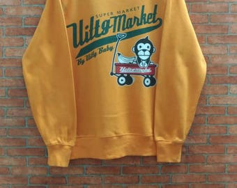 Rare!!Uittg Market By Uittg Baby Medium Size