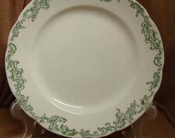 "John Maddock & Sons ""Beresford"" Plate"