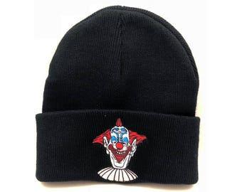 Klown Invader #1 beanie horror comedy