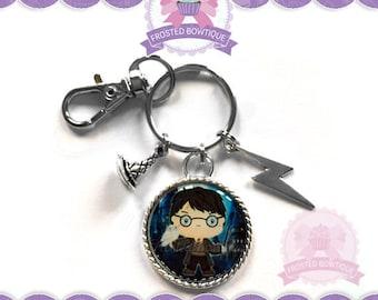 Harry Potter - Keychain Purse Charm