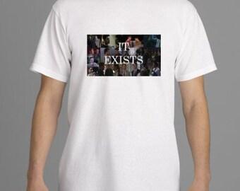 """Destiel """"It Exists"""" T-shirt"""