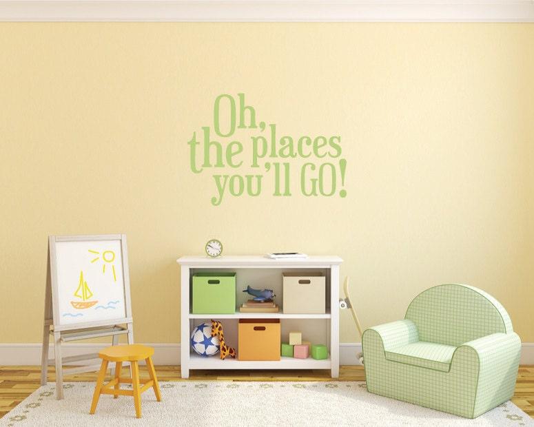 Oh, the places you\'ll go - SVG, PDF, JPEG, cricut downloads, home ...