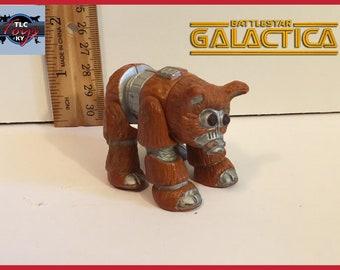Vintage 1978 Battlestar Galactica - Daggit (brown variant)