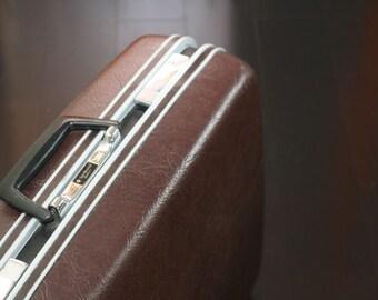 Vintage Samsonite Mad Men Luggage