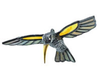 Lead Free Hummingbird Hand-Cast Sculpture Casting