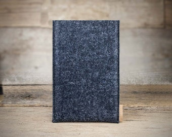 """kobo Kindle felt sleeve case """"Softwerk"""" suitable crafted for your Kobo Aura ONE H2O Edition 2 touch 2.0 Kindle Voyage Paperwhite"""