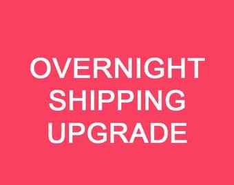 FedEx Overnight Shipping Upgrade