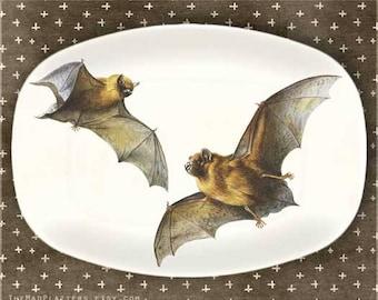 Bats I platter